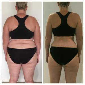 Kathryn joined FITIN20 5 months ago - this is her EMS weight loss journey 2