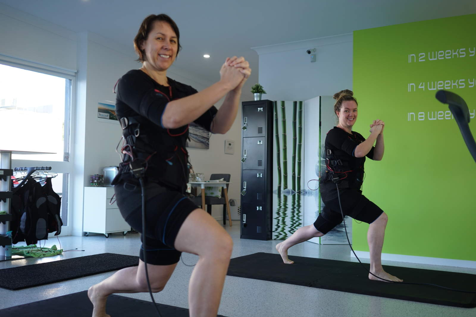 5 tips from your Personal Trainer to get the most out of your FITIN20 EMS workout 21