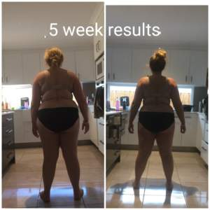 Cassie: ''it sounded too good to be true, but I look and feel wonderful!'' - 5 week results 3